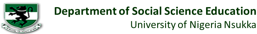 Department of Social Science Education